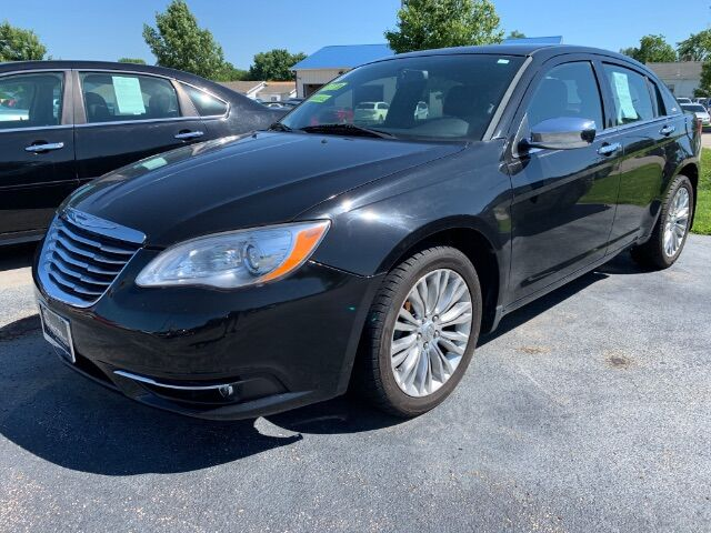 2011 Chrysler 200 Limited Springfield IL
