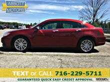 2011_Chrysler_200_Limited w/Leather, Moonroof & Navigation_ Buffalo NY