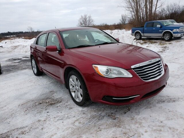 2011 Chrysler 200 Touring Watertown NY