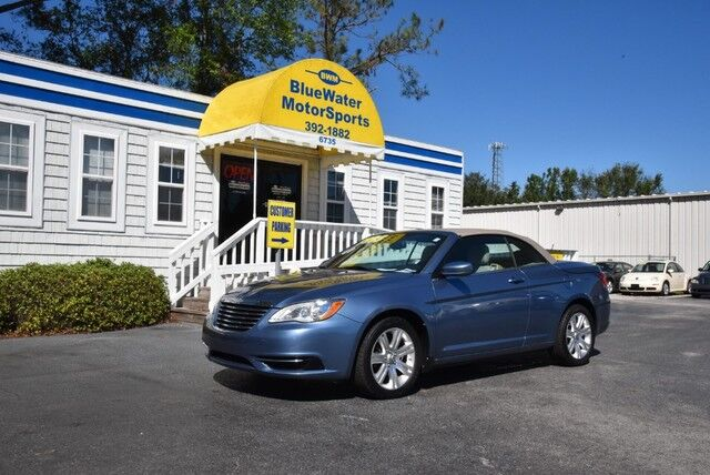2011 Chrysler 200 limited Wilmington NC