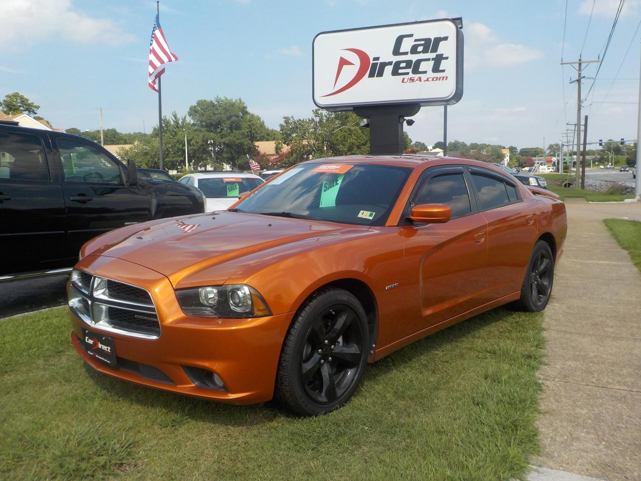 2011 Dodge Charger R T Hemi 57l V8 Buy Back Guarantee Warranty Infiniti Remote Start Navi Up Cam Sunroof Hot Car Virginia Beach Va 23864057