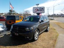 2011_DODGE_DURANGO_HEMI R/T, BUYBACK GUARANTEE, WARRANTY, NAVI, DVD ENTERTAINMENT, REMOTE START, BLUETOOTH, LOW MILES!!_ Virginia Beach VA