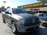 2011 DODGE RAM 1500 SPORT 4X4, BUYBACK GUARANTEE, WARRANTY, HEMI, CHROME PKG, SAT RADIO, HARD TONNEAU COVER, NICE!