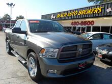 2011_DODGE_RAM_1500 SPORT 4X4, BUYBACK GUARANTEE, WARRANTY, HEMI, CHROME PKG, SAT RADIO, HARD TONNEAU COVER, NICE!_ Norfolk VA