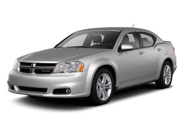 2011 Dodge Avenger Heat San Antonio TX