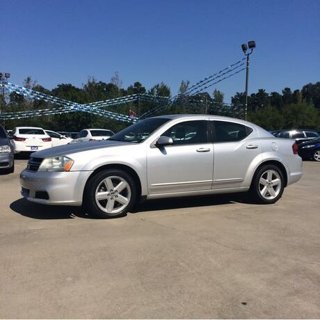 2011 Dodge Avenger Mainstreet Hattiesburg MS