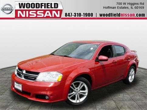 2011_Dodge_Avenger_Mainstreet_ Hoffman Estates IL