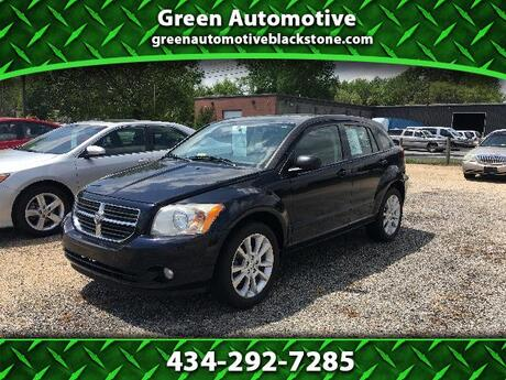 2011 Dodge Caliber HEAT Blackstone VA