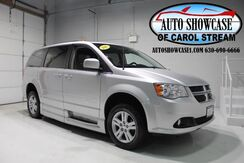 2011_Dodge_Grand Caravan BraunAbility Wheelchair Accessible_Crew_ Carol Stream IL