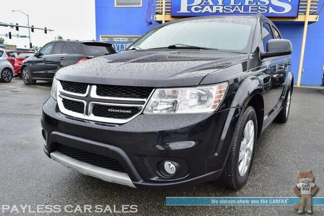 2011 Dodge Journey Mainstreet / Auto Start / Power Driver's Seat / Alpine Speakers / Bluetooth / 3rd Row / Seats 7 / Keyless Entry / 25 MPG / Tow Pkg Anchorage AK