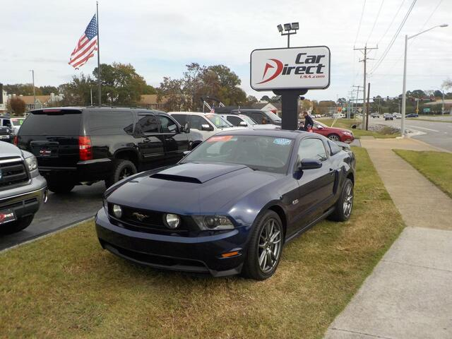 2011 FORD MUSTANG GT PREMIUM 5.0L COYOTE MOTOR, BUY BACK GUARANTEE & WARRANTY, LEATHER HEATED SEATS, SHAKER SOUND! Virginia Beach VA