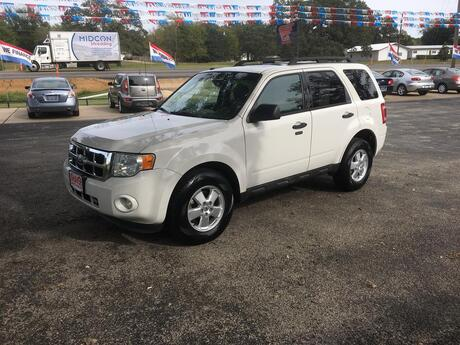 2011 FORD ESCAPE  Palestine TX