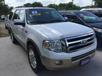 FORD EXPEDITION 4 DOOR WAGON 2011