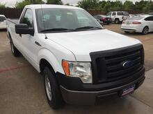 2011_FORD_F-150_2 DOOR CAB; REGULAR; STYLESIDE_ Austin TX