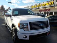 2011_FORD_F-150_FX4 SUPERCREW 4X4, BUYBACK GUARANTEE, WARRANTY, LEATHER, SUNROOF, REMOTE START, ONLY 1 OWNER!_ Norfolk VA
