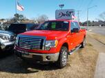 2011 FORD F-150 SUPERCREW XLT 4X4, BUY BACK GUARANTEE AND WARRANTY,  BLUETOOTH, BED LINER, BED COVER, TOW PKG!