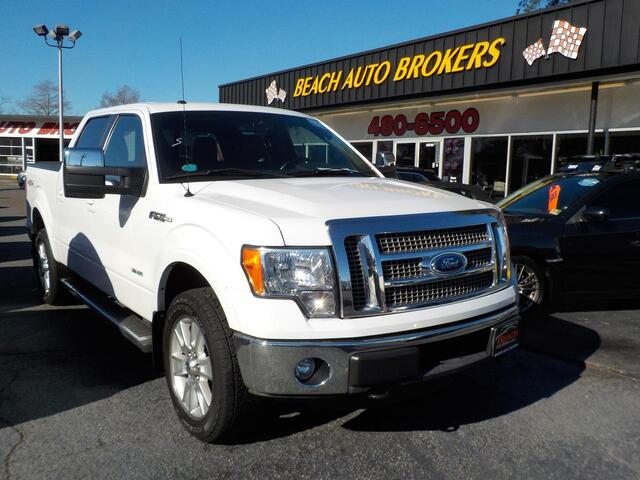 2011 Ford F 150 Xlt Crew Cab 4x4 Buyback Guarantee Warranty Only