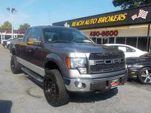2011_FORD_F-150_XLT SUPERCAB 4X4, BUYBACK GUARANTEE, WARRANTY, OFF ROAD PKG, BACKUP CAM, SIRIUS RADIO, TOW PKG!_ Norfolk VA