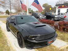 2011_FORD_MUSTANG_GT COUPE, BUYBACK GUARANTEE, WARRANTY, MANUAL, LEATHER, HEATED SEATS, REAR SPOILER, ONLY 73K MILES!!_ Norfolk VA
