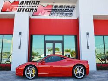 Ferrari 458 Italia  2011