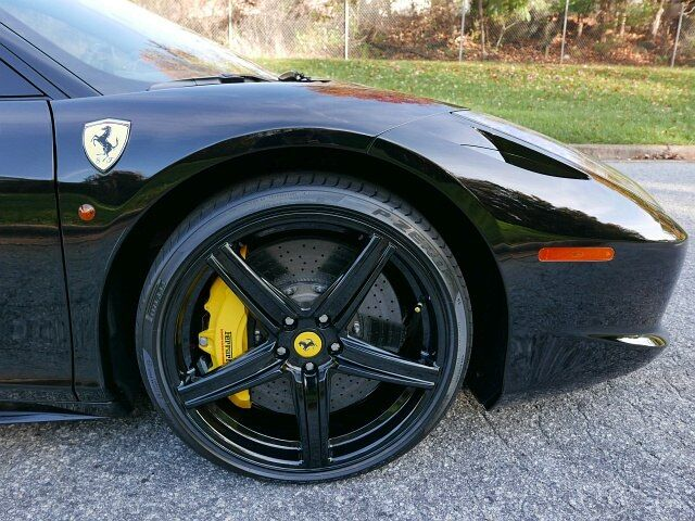 2011 Ferrari 458 Italia 2 Door Coupe Greensboro NC