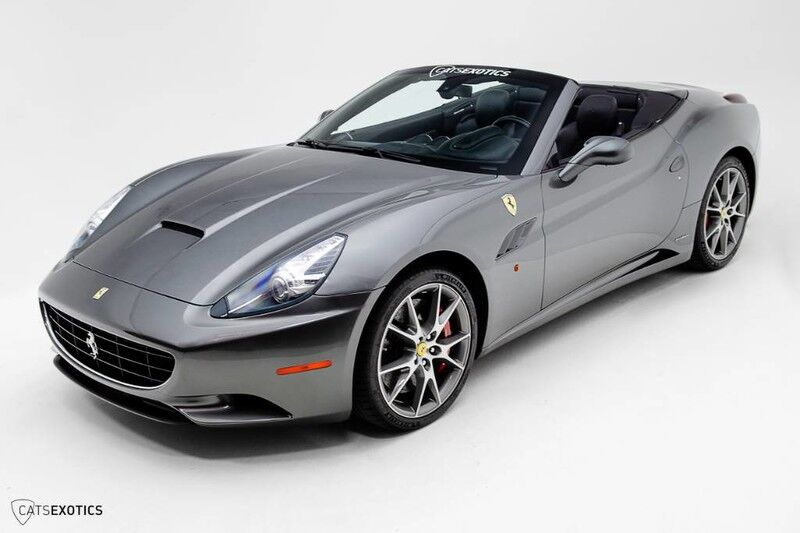 2011 Ferrari California  Seattle WA