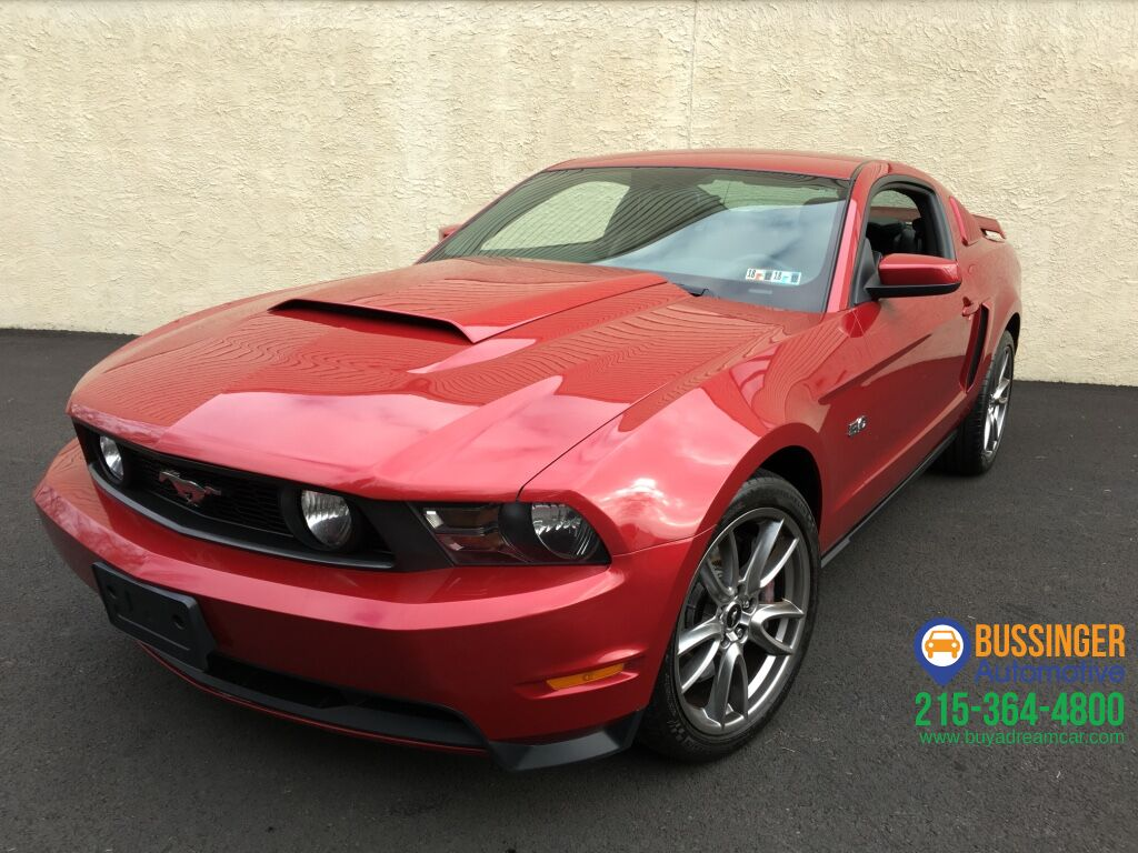 Ford Mustang Gt Premium Feasterville Pa