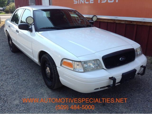 2002 ford crown victoria police interceptor mpg
