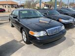 2011 Ford Crown Victoria (fleet-only) LX