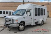 2011 Ford E350 Econoline Cutaway With Wheelchair Lift 3dr VAN