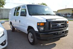 2011_Ford_Econoline_E-150_ Houston TX