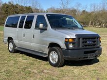 2011_Ford_Econoline Passenger Wagon_XLT Dual Fuel Propane or Gas_ Crozier VA