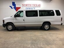 2011_Ford_Econoline Wagon_XL 11 Passenger Van Rear Ac Back Up Camera_ Mansfield TX
