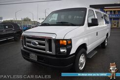 2011_Ford_Econoline Wagon_XL / 5.4L V8 / Automatic / Seats 11 / Rear HVAC / Cruise Control / Running Boards / Only 75k Miles_ Anchorage AK