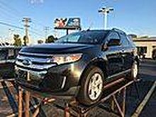 2011_Ford_Edge_AWD SEL_ Chicago IL