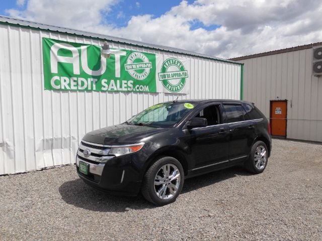Ford Edge Limited Awd Spokane Valley Wa