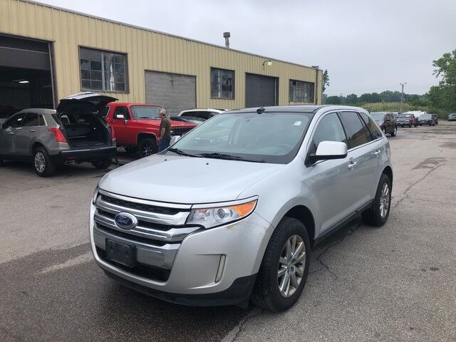 Ford Edge Limited Cleveland Oh