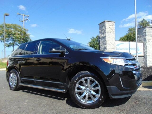 Ford Edge Limited Fredericksburg Va