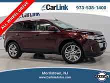 2011_Ford_Edge_Limited_ Morristown NJ
