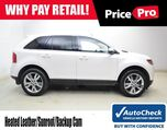 2011 Ford Edge Limited V6 w/Sunroof