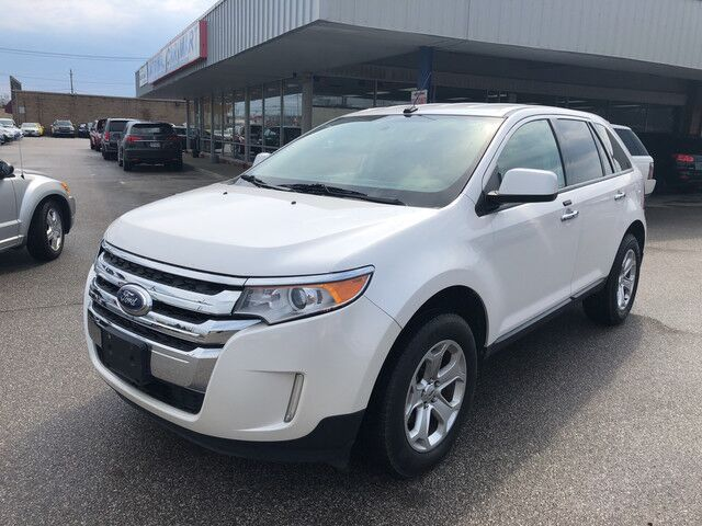 2011 ford edge sel cleveland oh 23615798