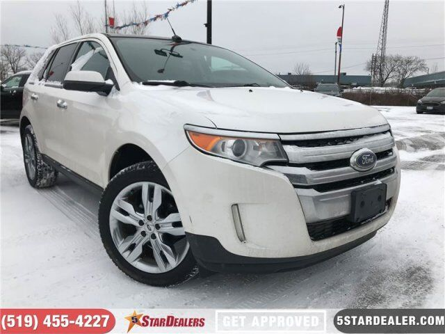 2011 ford edge sel london on 23163629
