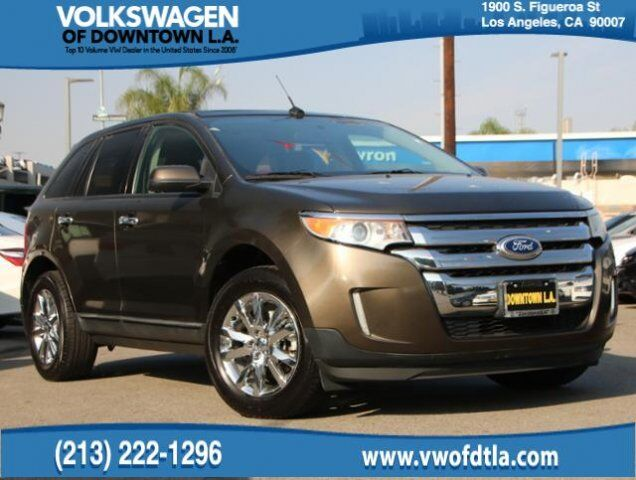 Ford Edge Sel Los Angeles Ca