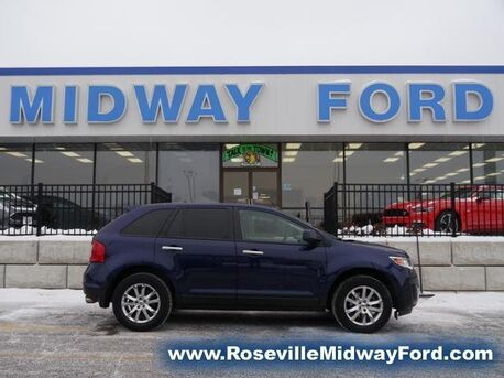 2011_Ford_Edge_SEL_ Roseville MN