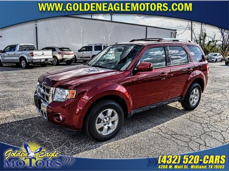 2011_Ford_Escape_4WD 4DR LIMITED_ Midland TX