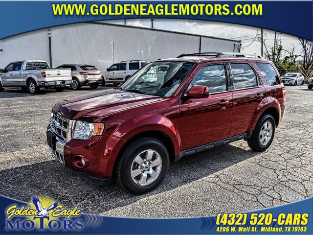 2011 Ford Escape 4WD 4DR LIMITED Midland TX