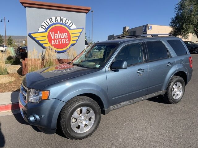 2011 Ford Escape Limited Durango CO