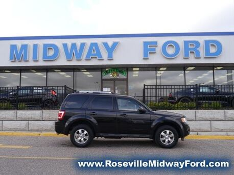 2011_Ford_Escape_Limited_ Roseville MN