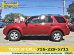 2011 Ford Escape XLT 4WD w/Low Miles