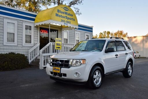 2011_Ford_Escape_XLT_ Wilmington NC